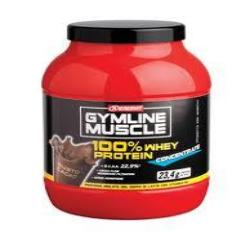 GymLine Muscle 100% WHEY protein concentrate 700g