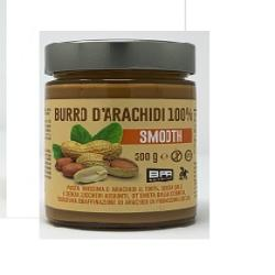 Burro D'Arachidi 100% SMOOTH 300 g