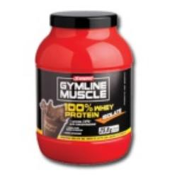 GymLine Muscle 100% WHEY protein isolate 700g