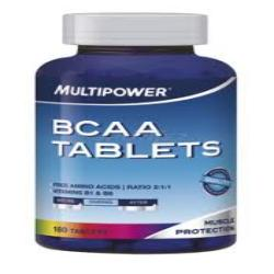 BCAA TABLETS 180 cpr