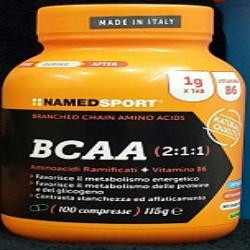 BCAA Named 100 cpr