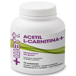 Acetil-L-Carnitina 75 cpr