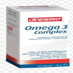 Omega 3 Complex 60cps