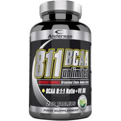 811 BCAA Unlimited 200 cpr