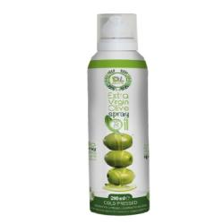 Olio Spray extra vergine di oliva 200 ml